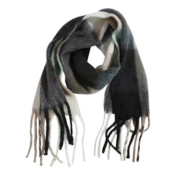 Picture of Scarf Clara, grey mix