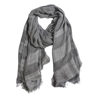 Picture of Scarf Lilly, grey
