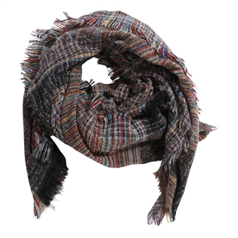 Picture of Scarf Anya, blue mix