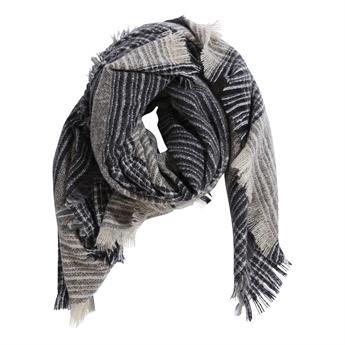 Picture of Scarf Anya, grey mix