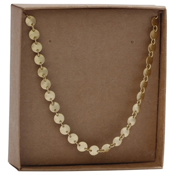 Picture of Necklace Angelina, goldp