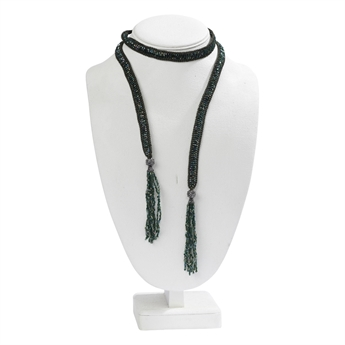 Picture of Necklace Norah, green
