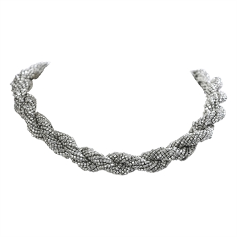 Picture of Necklace Lauren, silver