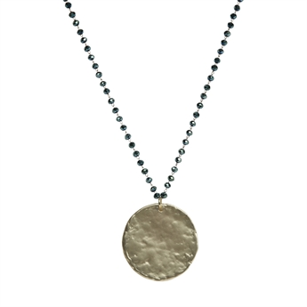 Picture of Necklace Daval, gold