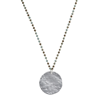 Picture of Necklace Daval, silver
