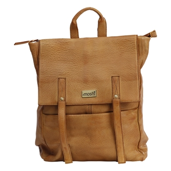Picture of Back pack Sofia, tan leather