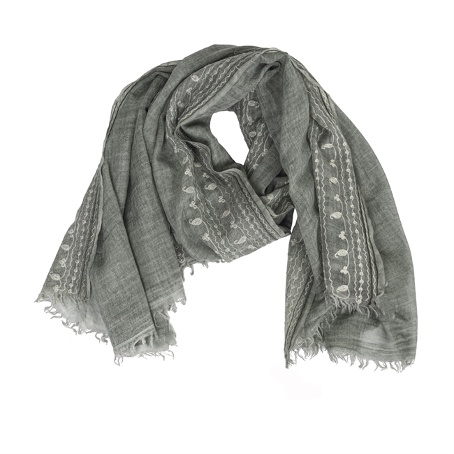 Picture of Scarf Josephine, olive