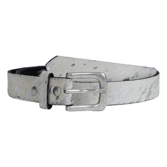 Picture of Belt Ivy, white/silver