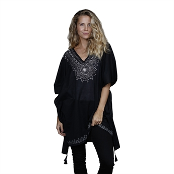 Picture of Kaftan Bella, black