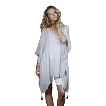 Picture of Kaftan Bella, lt grey