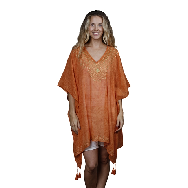 Picture of Kaftan Bella, orange