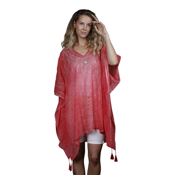 Picture of Kaftan Bella, red