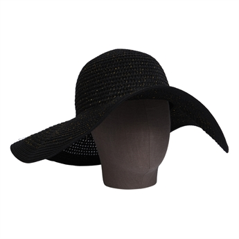 Picture of Hat Asti, black