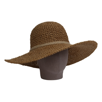 Picture of Hat Verona, tobacco