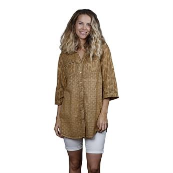 Picture of Tunic Ellie, size Xtra Large, goldish