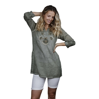 Picture of Tunic Natalie, size Xtra Large, olive