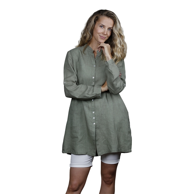 Picture of Tunic Zoe, size Xtra Large, olive