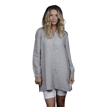 Picture of Tunic Zoe, size Small, grey