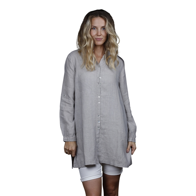 Picture of Tunic Zoe, size Xtra Large, grey
