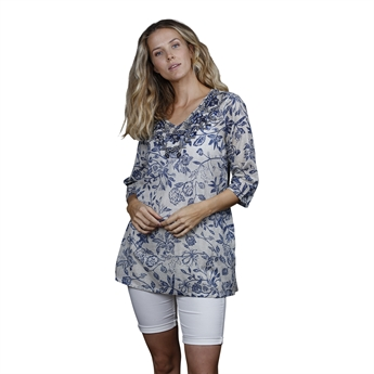 Picture of Tunic Hazel, size Small, taupe