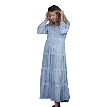 Picture of Dress Claire, size Medium, lt blue