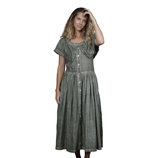 Picture of Dress Anna, size Small, olive
