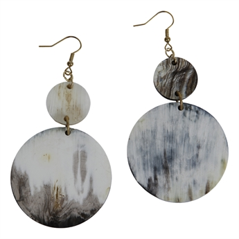 Picture of Earring Arianna, natural