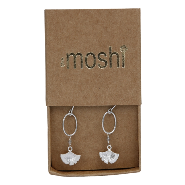 Picture of Earring Ariel, silver plated