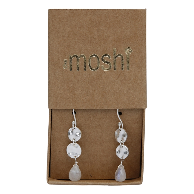 Picture of Earring Reese, silver plated