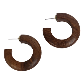 Picture of Earring Emily, brown