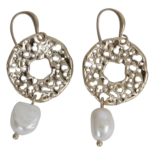 Picture of Earring Eleanor, gold