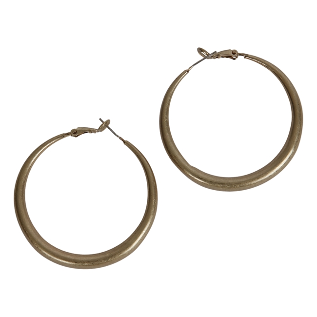 Picture of Earring Evelyn, gold.