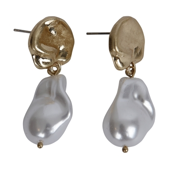 Picture of Earring Ella, gold.