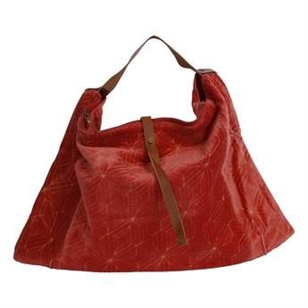 Picture of Shoulder bag Emilia, brick red