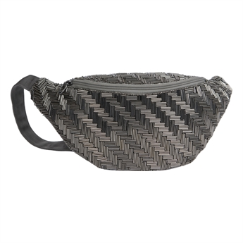 Picture of Belt bag Bella, silver.