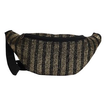 Picture of Belt bag Susan, gold/black