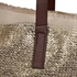 Picture of Bag Marmi, golden/natural.
