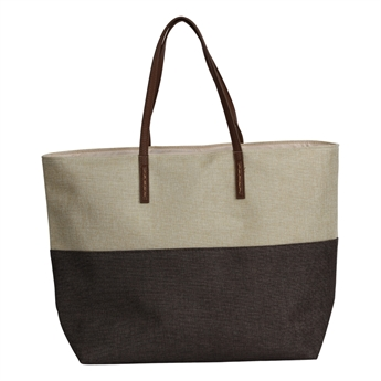 Picture of Bag Ravenna, brown/natural.