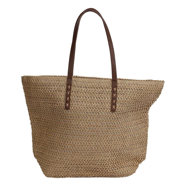 Picture of Bag Capri, dk natural