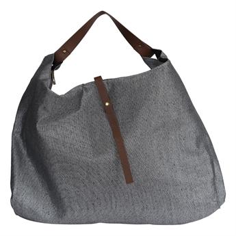 Picture of Shoulder bag Napoli, silver