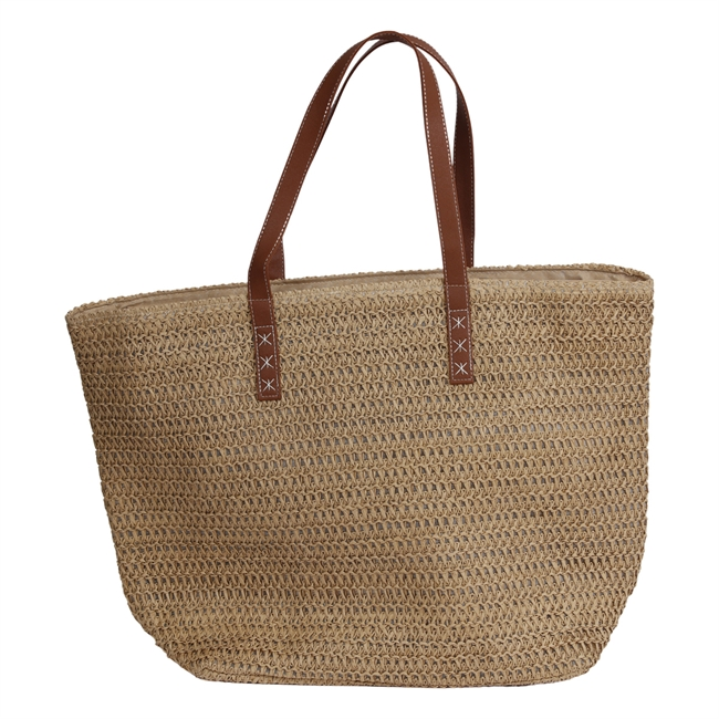 Picture of Bag Ascona, dk natural