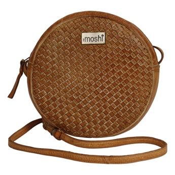 Picture of Shoulder bag Isabella, tan leather