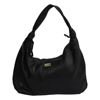 Picture of Shoulder bag Sophie, black leather
