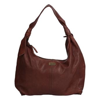 Picture of Shoulder bag Sophie, dk brown leather