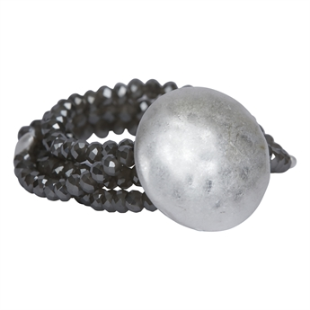 Picture of Bracelet Luna, silver.