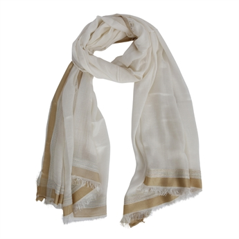 Picture of Scarf Brielle, beige