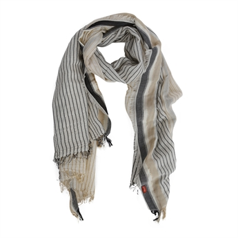 Picture of Scarf Athena, dk grey