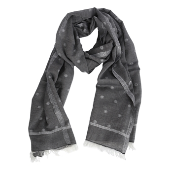 Picture of Scarf Leila, grey