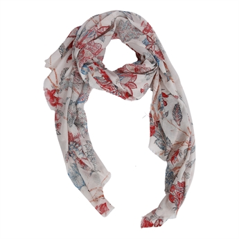 Picture of Scarf Lilli, red mix