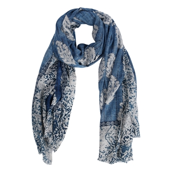 Picture of Scarf Alina, blue